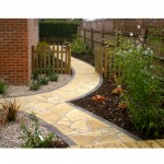 Garden Path and PlantingGarden Path and Planting